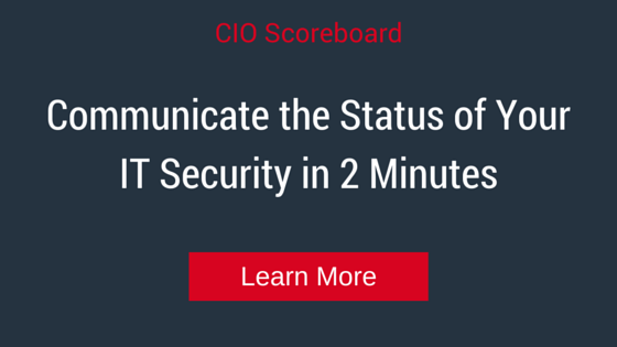 Communicate the Status of Your IT Security in 2 minutes